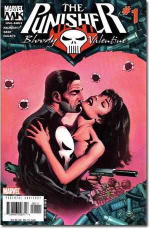 Punisher Bloody Valentine Vol 1 1