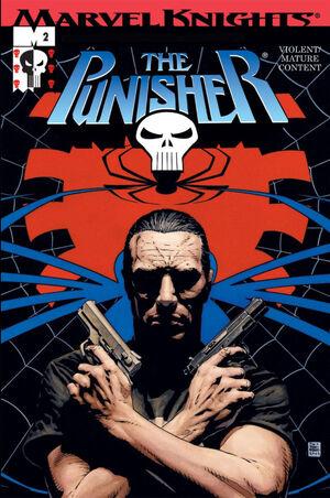 Punisher Vol 6 2