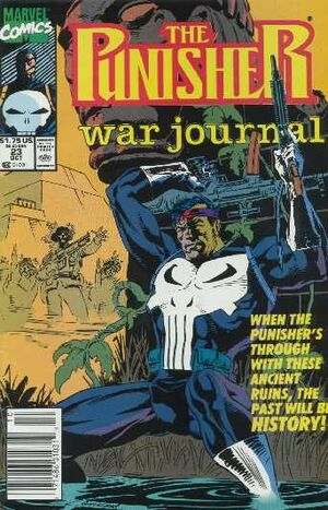 Punisher War Journal Vol 1 23