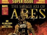 Savage Axe of Ares Vol 1 1
