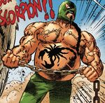 Scorpion (Garganza) (Earth-31913) from Spider-Verse Vol 3 4