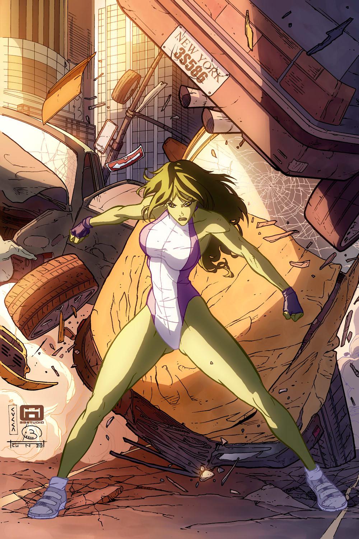 She-Hulk Vol 2 37 Textless