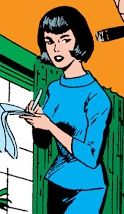 Smith (Secretary) (Earth-616) from Tales of Suspense Vol 1 69 001