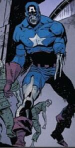 Steven Rogers (Earth-13027) from X-Treme X-Men Vol 2 8