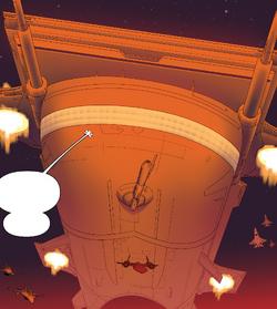 Strategic Homeland Intervention, Enforcement and Logistics Division (Earth-14923) from Uncanny X-Men Vol 3 27 001