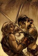 Thor Son of Asgard Vol 1 7 Textless