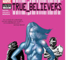 True Believers Vol 1 1