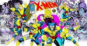 Uncanny X-Men Vol 1 275 Full Cover