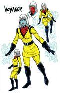 Va Nee Gast (Earth-616) from Avengers Vol 1 685 001