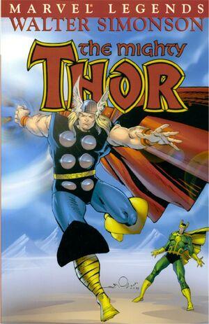 Walt Simonson Visionaries Thor Vol 1 3