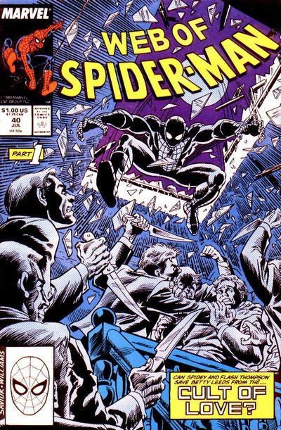 Web of Spider-Man Vol 1 40