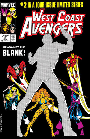West Coast Avengers Vol 1 2