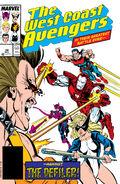 West Coast Avengers Vol 2 38