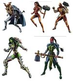 Worthy (Earth-12131) Marvel Avengers Alliance
