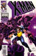 X-Man Vol 1 36