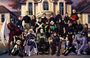 X-Men (Earth-11052) from X-Men Evolution Season 4 9 001
