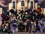 X-Men (Earth-11052)/Gallery