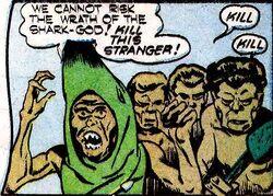 Zambiji Tribe (Earth-616) from Marvel Mystery Comics Vol 1 23 0001