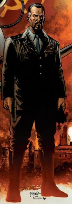 Aleksander Lukin (Earth-616) from Captain America Vol 5 6 0001
