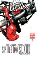 Amazing Spider-Man Vol 1 667 Dell'Otto Variant