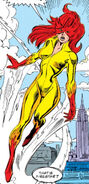 Angelica Jones (Earth-616) from New Warriors Vol 1 1 0001
