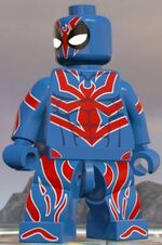 Arácnido, Jr. (Earth-13122) from LEGO Marvel Super Heroes 2 001