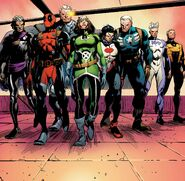 Avengers Unity Division (Earth-616) from Uncanny Avengers Vol 3 4 001