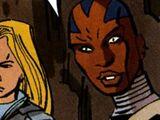Azari T'Challa (Earth-10071)