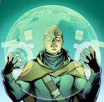 Charles Xavier II (Earth-13729) from X-Men Vol 4 5 0001