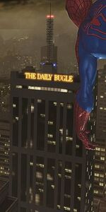 Daily Bugle (Earth-TRN376) from The Amazing Spider-Man 2 (2014 video game) 0001