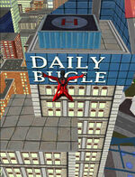 Daily Bugle (Earth-TRN461) from Spider-Man Unlimited (video game) 002