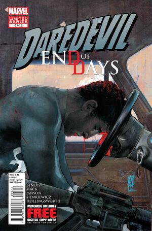 Daredevil End of Days Vol 1 5