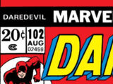 Daredevil Vol 1 102