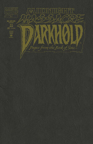 Darkhold Pages from the Book of Sins Vol 1 11