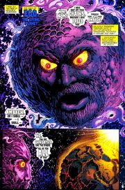 Egros (Earth-616) from Maximum Security Dangerous Planet Vol 1 1