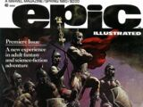 Epic Illustrated Vol 1 1