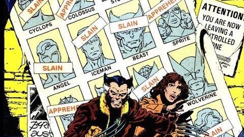Jamie/Episode 11 - X-Men Days of Future Past