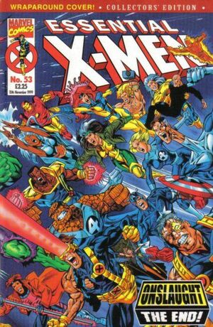Essential X-Men Vol 1 53