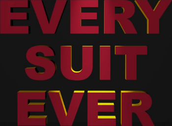 Every Suit Ever