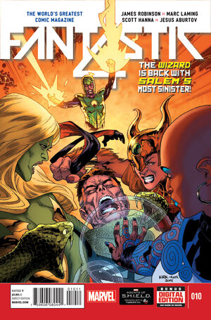 Fantastic Four Vol 5 10