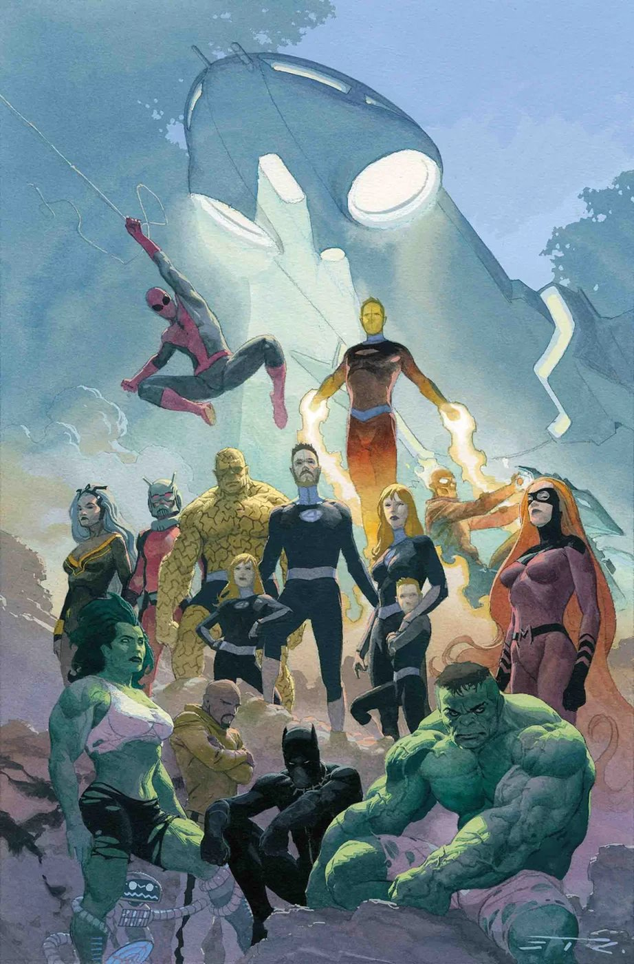 Fantastic Four (Earth-616) | Marvel Database | FANDOM powered by Wikia