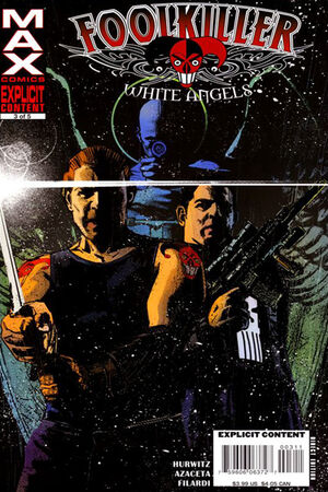 Foolkiller White Angels Vol 1 3
