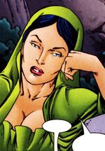 Gaea (Earth-616) from Defenders Vol 2 12 0001