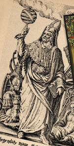 Hermes Trismegistus (Earth-616) from Marvel Tarot Vol 1 1 001