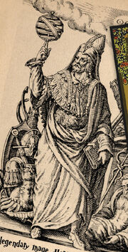 Hermes Trismegistus (Earth-616) from Marvel Tarot Vol 1 1 001