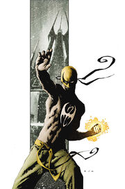 Immortal Iron Fist Vol 1 1 Textless