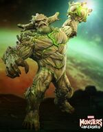 King Groot (Earth-TRN517) from Marvel Contest of Champions 003