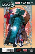Legendary Star-Lord Vol 1 11