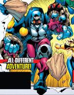 Maggott (Japheth) (Earth-616) from X-Men Vol 2 70 001