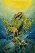 Man-Thing Vol 5 2 Textless